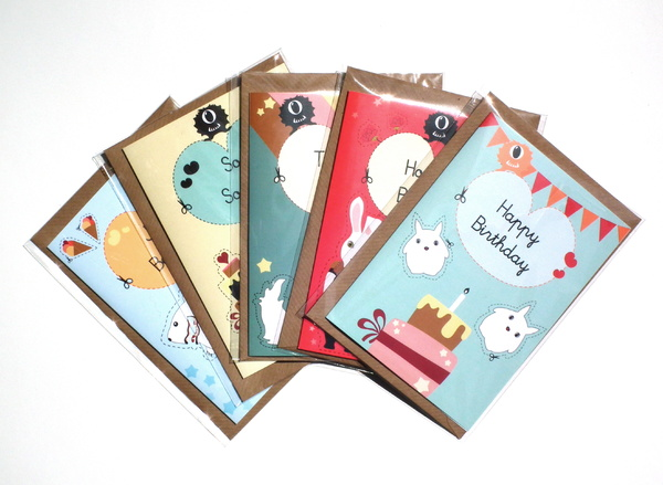 crafty cards set