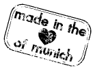 made in the heart of munich